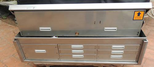 Tool Chest/ Tool Box-Stainless Steel...