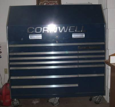 Tools and tool box for sale Snap on, Cornwell, Matco, Ingersol