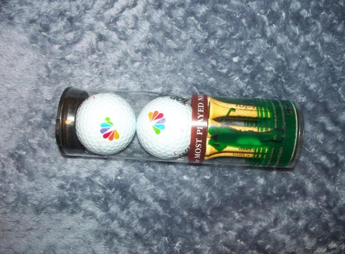 Top Flite golf custom balls