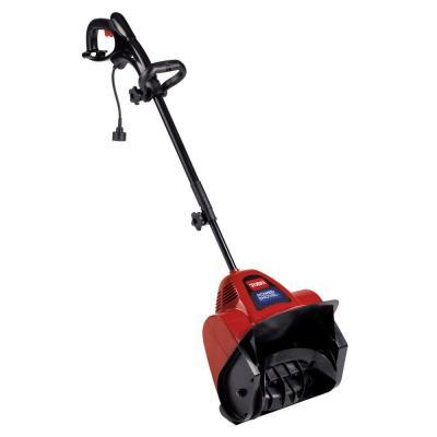 Toro 12 in. Electric Power Shovel Snow Blower