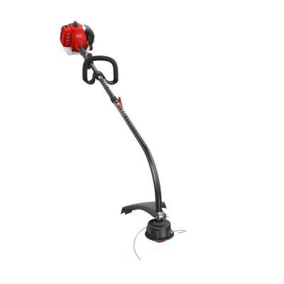 Toro 2-Cycle 25.4 cc Curved Shaft Gas Trimmer