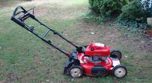 Toro 22 Inch Self Propelled Recycler Lawn Mower For Sale