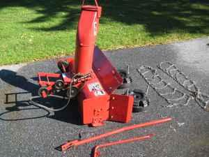 Toro- wheelhorse snow blower model #79360 - $415 (wernersville Pa.) in ...