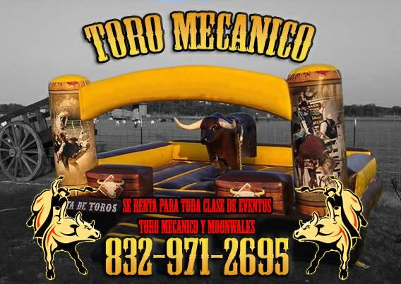 Toro Mecanico / Mechanical Bull