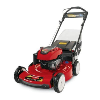 Toro Personal Pace Recycler 22 in. Variable Speed Self-Propelled Gas Lawn Mower - California Compliant