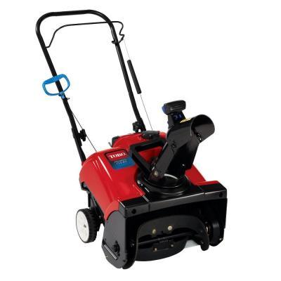 Toro Power Clear 180 18 in. Single-Stage Electric Start ...