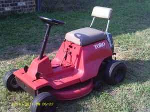 Toro Riding Lawn Mower 200 W Pensacola_19212835 on Real Estate Gainesville Fl
