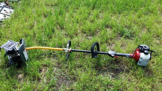 Toro Roybi Cultivator Tiller And String Trimmer With Power Head