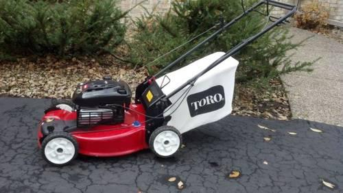 Toro Snow Blower And 2012 Toro Lawn Mower Combo For Sale In Orono