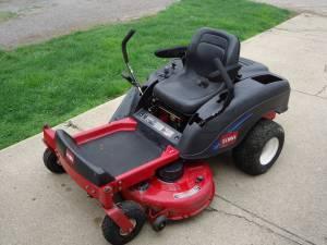 Toro Zero Turn 17hp 42 Quot Cut Mower Barnesville 43713 For