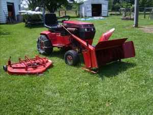 Toro Wheelhorse Mower/snowblower - $700 (Walton IN) for Sale in Kokomo ...