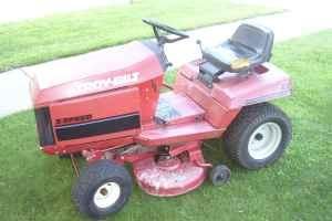 >>>>> TORY BILT RIDING MOWER (janesville)