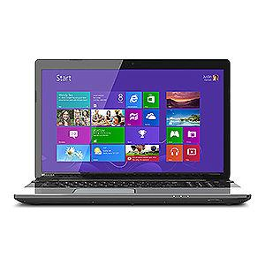 Toshiba Satellite L75D-A7283 Laptop - Inexpensive Power
