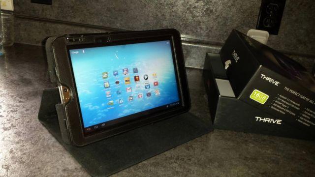 Toshiba Tablet 10 Inch Toshiba Thrive 10.1-inch 16 gb