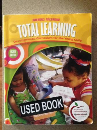 Total Learning- Textbook - $50