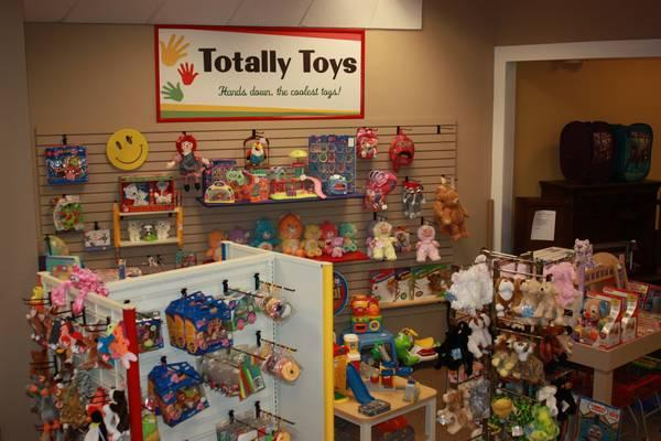 Totally TOYS! New & Gently Used - $1