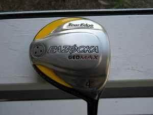 TOUR EDGE FAIRWAY WOOD - $25 (PINEBLUFF, MOORE COUNTY)