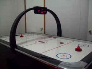 Tournament Choice Air Hockey Table Conroe The Woodlands For