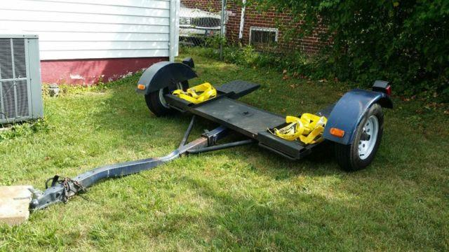 Tow Dolly Motorhome in Knoxville TN