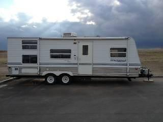 tow rv for sale or trade for small vehicle of equal value moving soon 2003 motorhome in. Black Bedroom Furniture Sets. Home Design Ideas