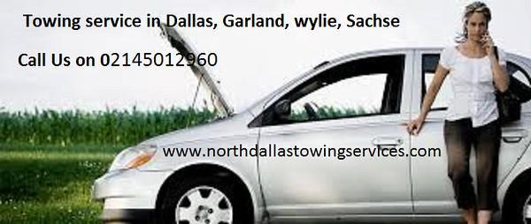 Towing services in Dallas, Wrecker Service in Dallas,