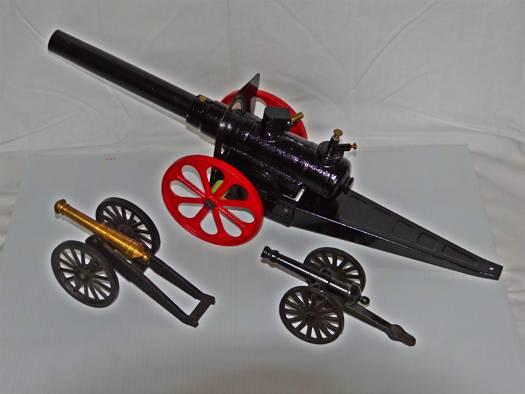 Toy Cannon by Big Bang - $155
