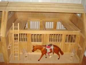 Toy Horse Barn For Breyer Horses N Lakeland For Sale
