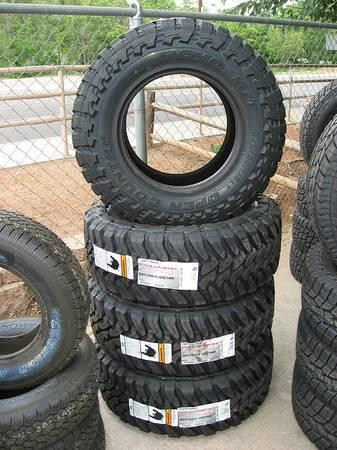 toyo open country mud terrain tires for sale in salter path north carolina classified. Black Bedroom Furniture Sets. Home Design Ideas