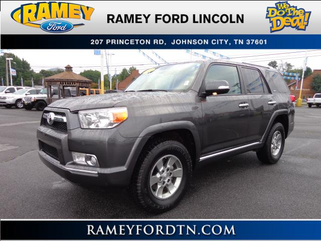 toyota 4runner 4x4 sr5 4dr suv 4 0l v6 2010 for sale in johnson city tennessee classified. Black Bedroom Furniture Sets. Home Design Ideas
