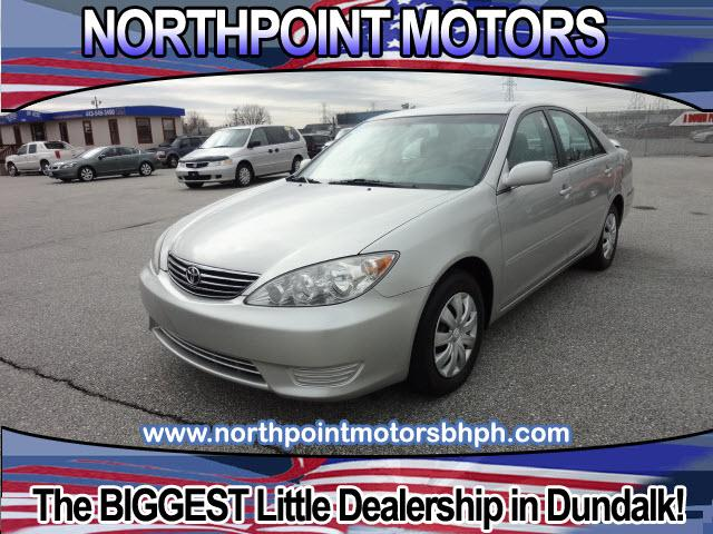 toyota camry le 4dr sedan w manual 2006 for sale in baltimore maryland classified. Black Bedroom Furniture Sets. Home Design Ideas