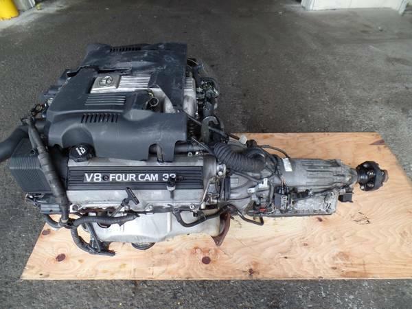 TOYOTA LEXUS 1992 1996 SC400 LS400 GS400 4 0L V8 1UZFE
