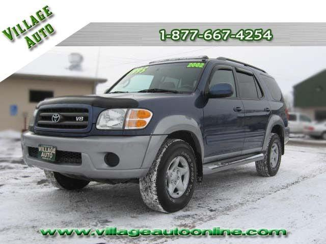 toyota sequoia 2002 2002 toyota sequoia car for sale in green bay wi 4427149963 used cars. Black Bedroom Furniture Sets. Home Design Ideas