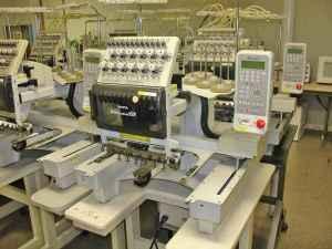 Toyota Single Head Embroidery Machine Lumberton Nc For
