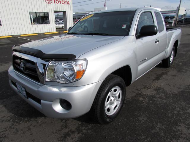toyota tacoma 4 dr std extended cab sb 2005 for sale in charleston oregon classified. Black Bedroom Furniture Sets. Home Design Ideas