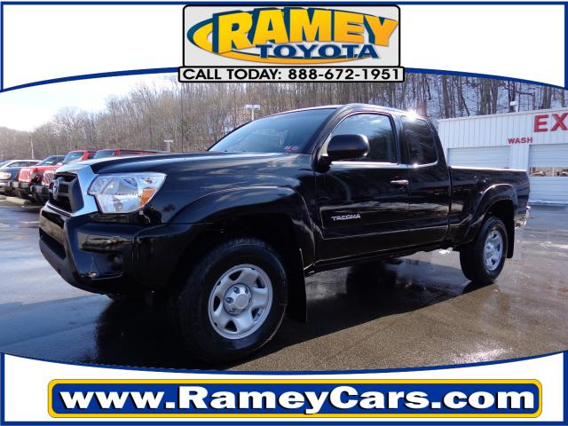 toyota tacoma 4x4 base 4dr access cab 6 1 ft sb 4a 2013 for sale in elgood west virginia. Black Bedroom Furniture Sets. Home Design Ideas