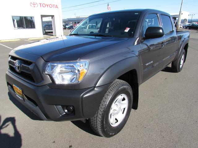 toyota tacoma 4x4 v6 4dr double cab 6 1 ft lb 5a 2013 for sale in charleston oregon classified. Black Bedroom Furniture Sets. Home Design Ideas