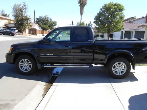 Toyota Tundra Limited 2003 for Sale in Moreno Valley ...