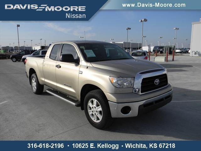 TOYOTA Tundra SR5 4dr Double Cab 4WD SB (4.7L V8) 2007 for Sale in Wichita, Kansas Classified ...