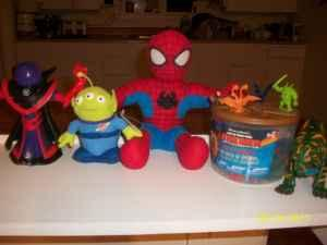 TOYS FOR LIL BOYS........ - $5 (WINCHESTER)