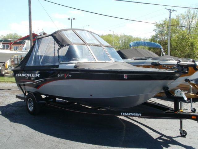 Tracker Targa V18 Fish 2010 For Sale In Fox Lake Illinois