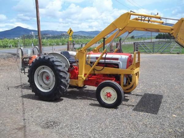 801 Ford Tractor : Tractor ford diesel medford for sale in