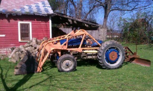 Tractor - Ford 9N - $2000 Grand Blanc