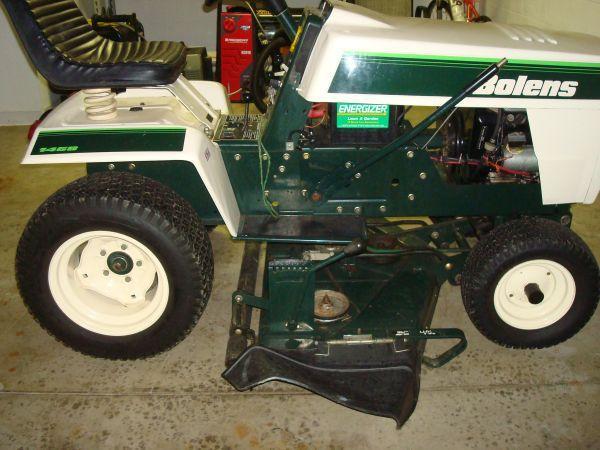 Tractor Garden Tractor Bolens Heavy Duty Ontario