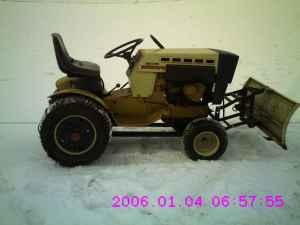 Tractor - Sears S/S 16 twin - $750 (New Oxford )