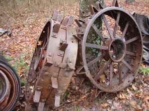 Tractor/Skidder wheels (Jackson OH)