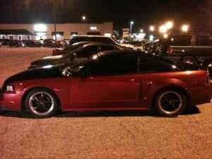 Trade my black mustang wheels for cobra wheels or others - $800 Valdosta ga