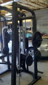 Trade Or Sell Fitness Gear Smith Machine Lafayette Ga
