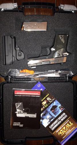 Trade or Sell Sig Sauer P938 Equinox 9mm
