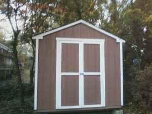 Lawn Mower Shed - Cyber Lawnmower .com