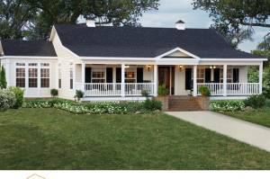 Modular home modular homes oklahoma sale for Plantation modular homes